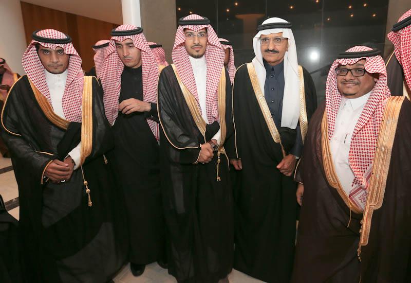 زواج ابنت خالد بن بندر صحيفة المواطن (34669091)  