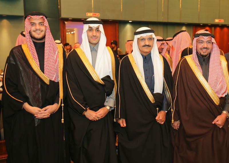 زواج ابنت خالد بن بندر صحيفة المواطن (34669102)  