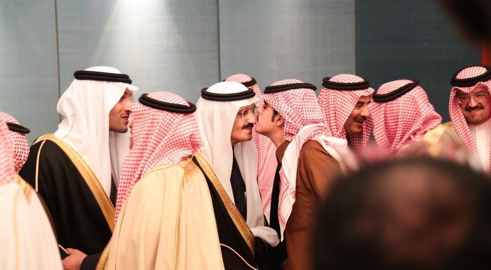 شاهد بالصور.. حفل زواج متعب بن مشعل على كريمة الأمير خالد بن بندر - المواطن