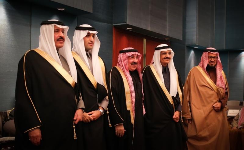 زواج ابنت خالد بن بندر صحيفة المواطن (34669120)  