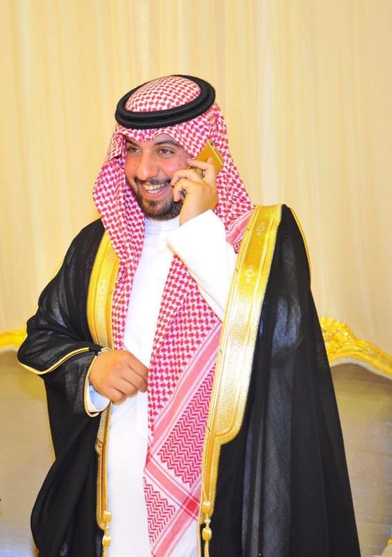 زواج خالد الحضيبي
