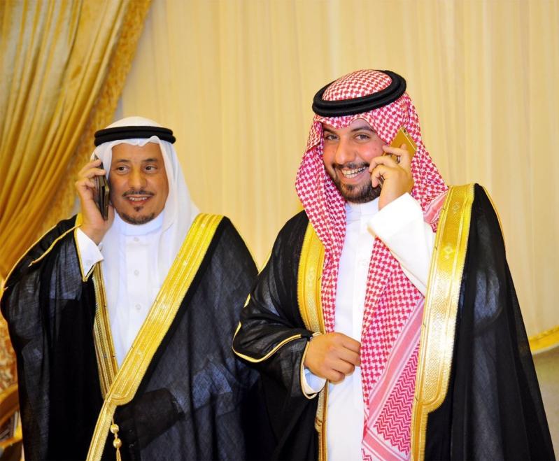 زواج خالد الحضيبي2