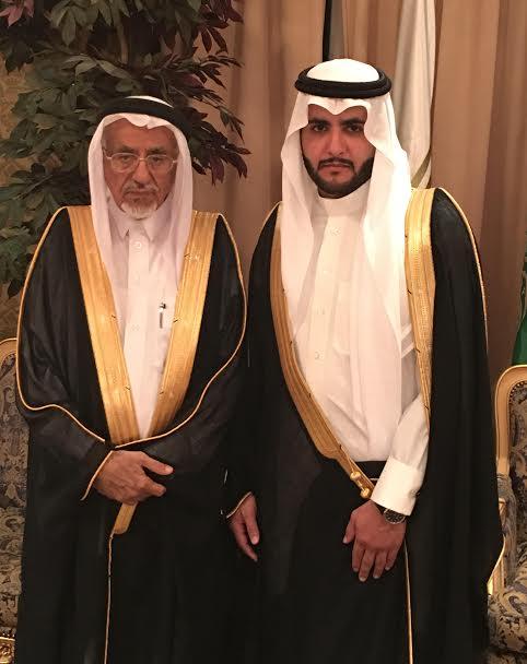 زواج عبدالعزيز القحطاني 1