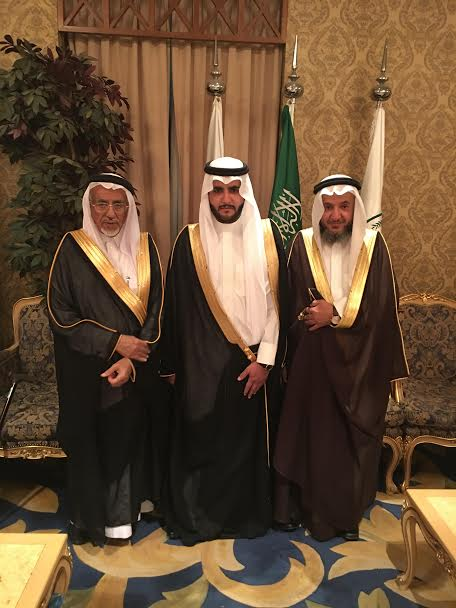 زواج عبدالعزيز القحطاني 2