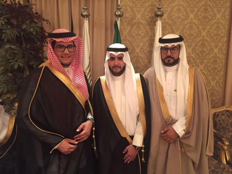 زواج عبدالعزيز القحطاني 3