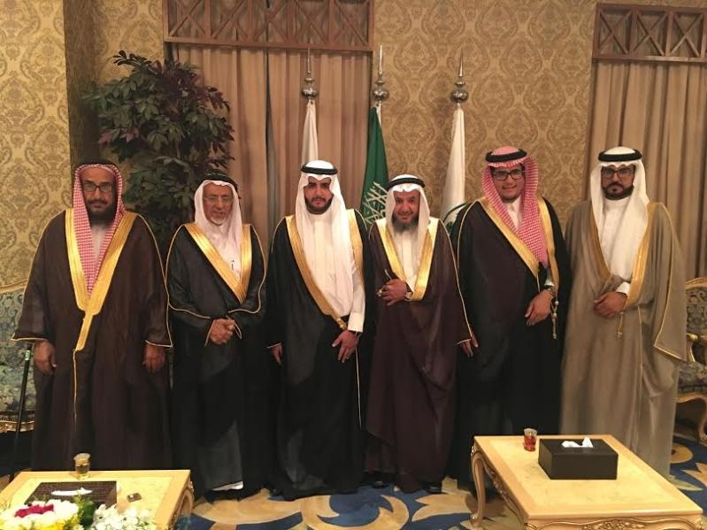 زواج عبدالعزيز القحطاني 4