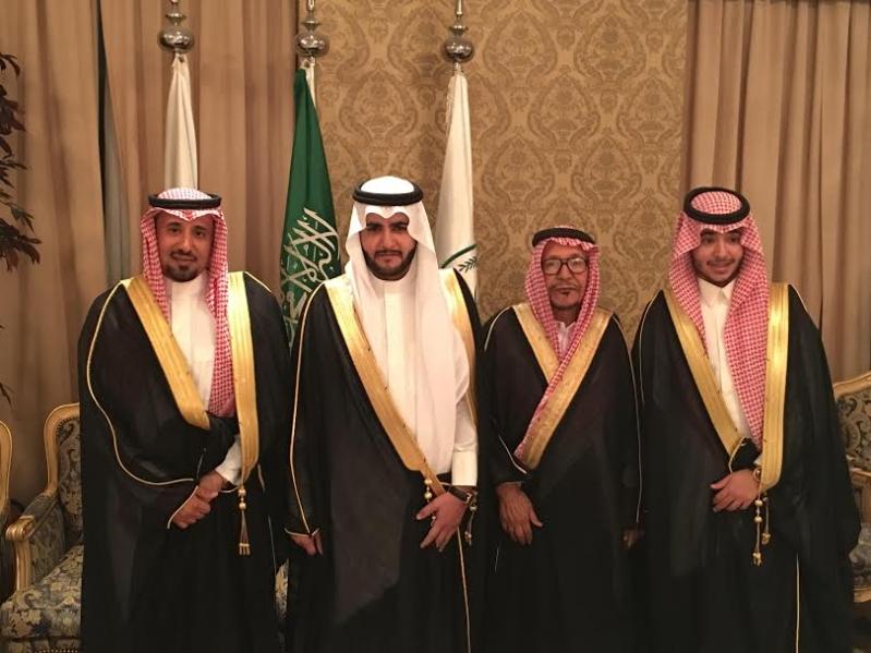 زواج عبدالعزيز القحطاني 5