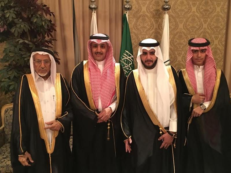 زواج عبدالعزيز القحطاني 6