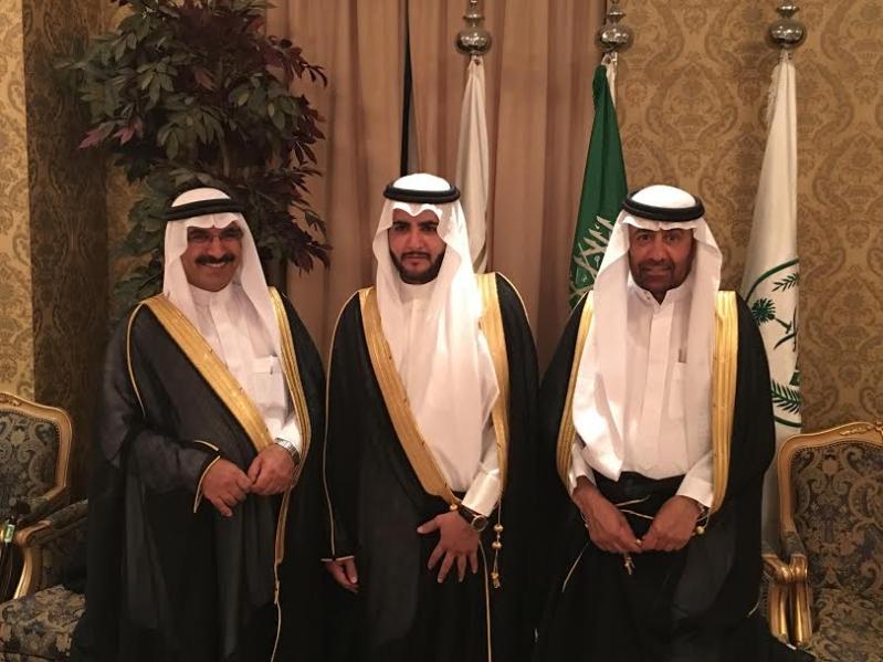 زواج عبدالعزيز القحطاني 7