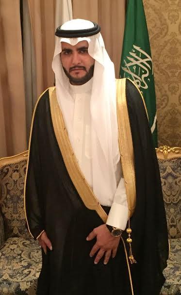 زواج عبدالعزيز القحطاني