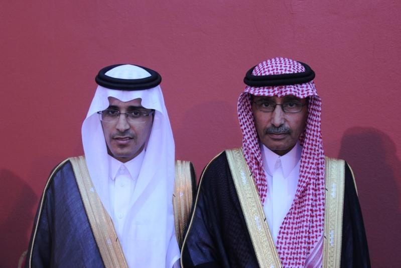 زواج عبدالله عامر الشهري 1