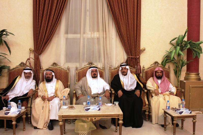 زواج عبدالله عامر الشهري 3