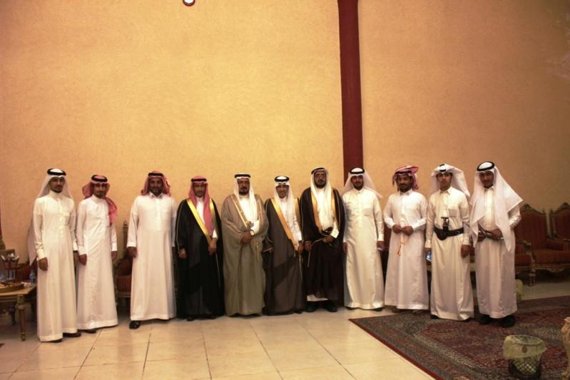 زواج عبدالله عامر الشهري 4