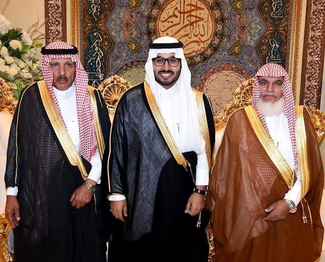 زواج عبد الرحمن الشهري2