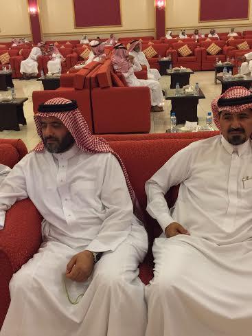 زواج عمر عبدالله الشهري 2