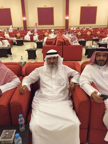 زواج عمر عبدالله الشهري 3