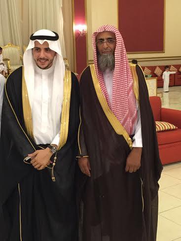 زواج عمر عبدالله الشهري 4