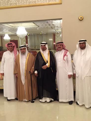 زواج عمر عبدالله الشهري