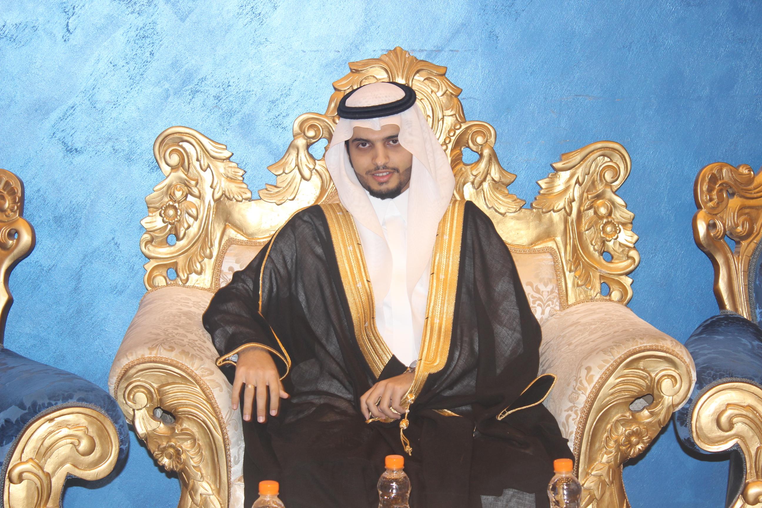 زواج مشاري بن عبدالرحمن المقبل (1)