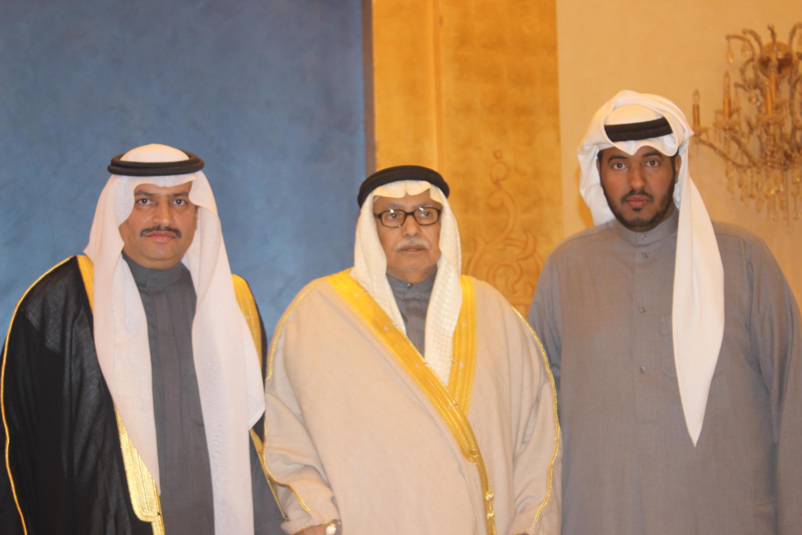 زواج مشاري بن عبدالرحمن المقبل (2)