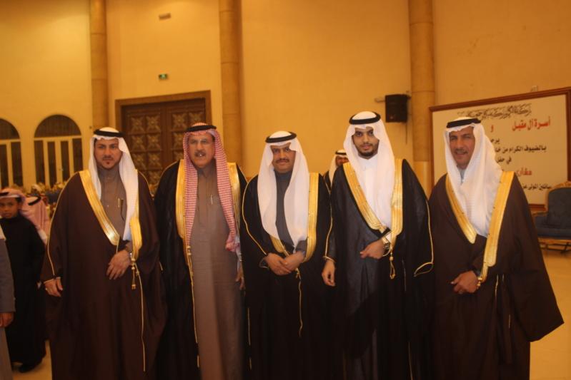 زواج مشاري بن عبدالرحمن المقبل (4)