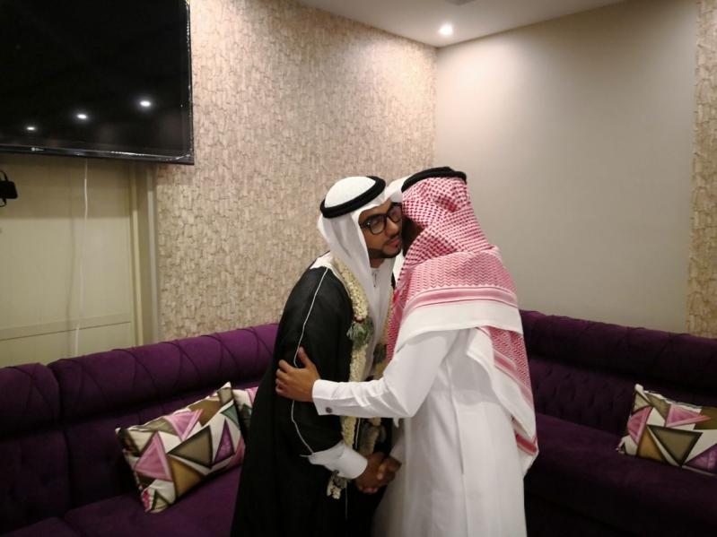 بالصور.. أسرة آل حامد تحتفل بزواج مهند في جازان - المواطن