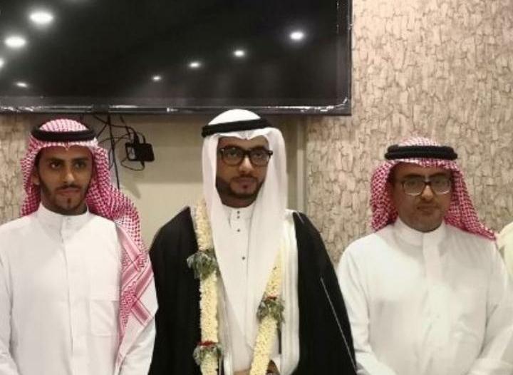 بالصور.. أسرة آل حامد تحتفل بزواج مهند في جازان