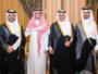 بالصور.. الشيخ الخيارين يحتفل بزواج نجله