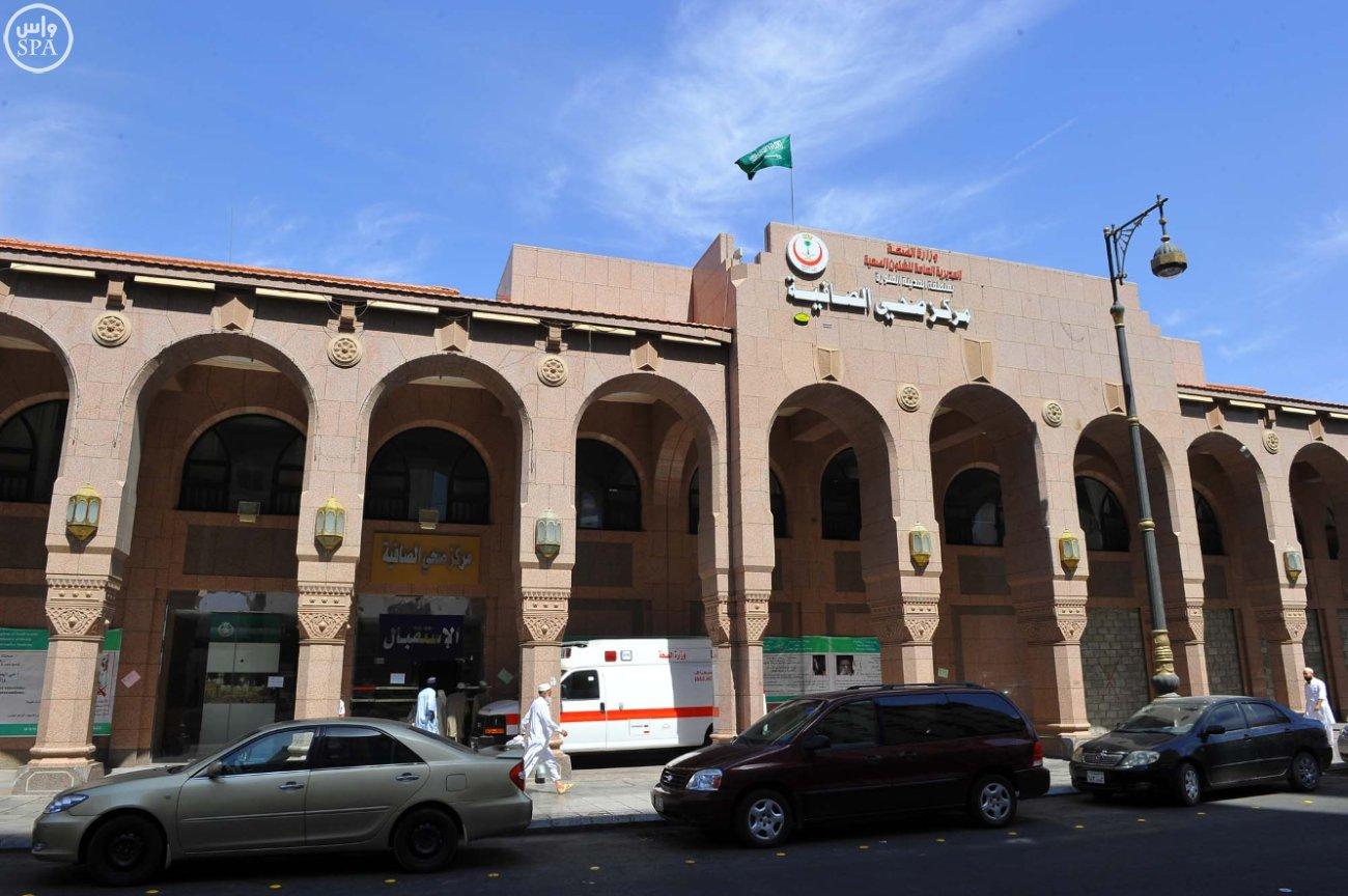 زوار المسجد النبوي بالمدينة المنورة (5)