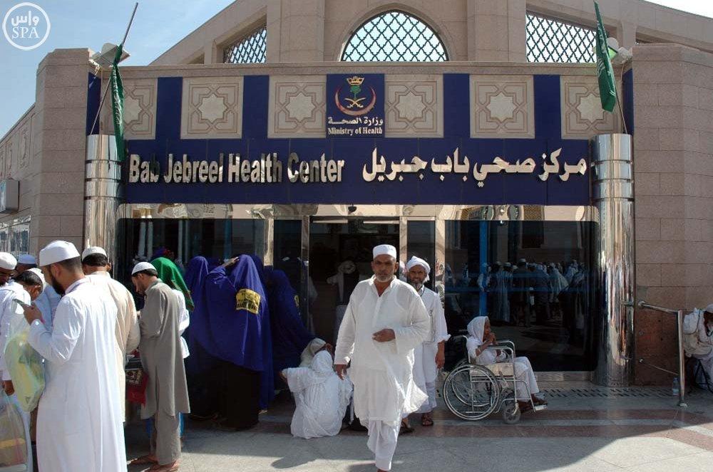 زوار المسجد النبوي بالمدينة المنورة (9)