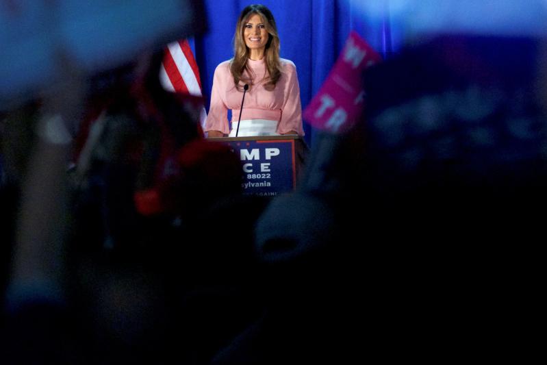 زوجة دونالد ترامب (4)