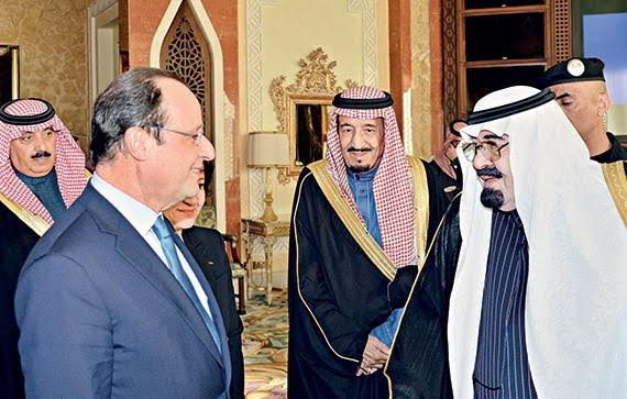 ملوك المملكة العربية السعودية