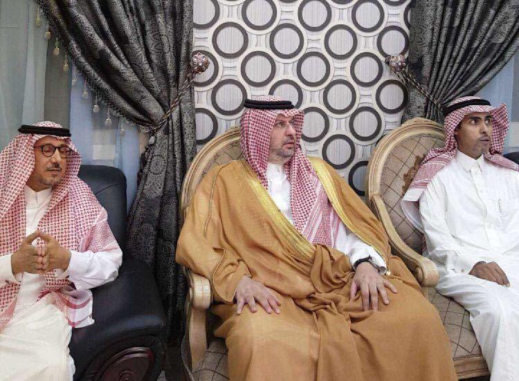 زيارة الأمير عبد الله بن مساعد لمدينة الجفن (10)