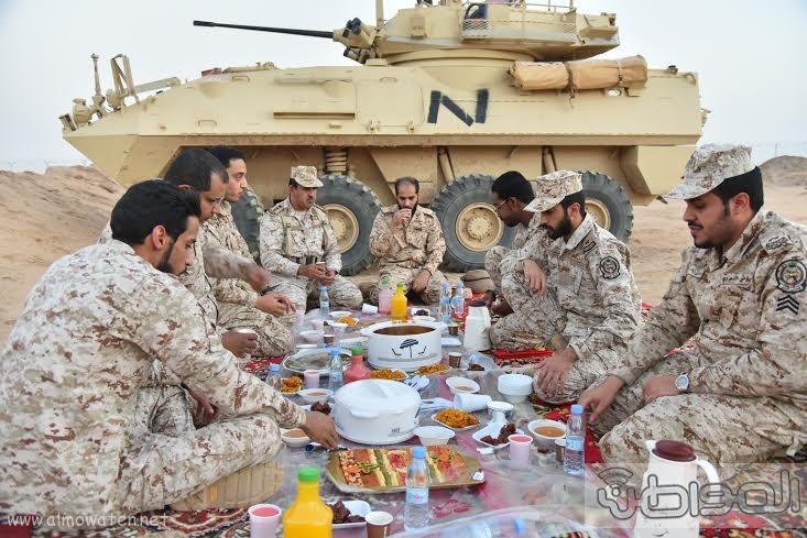 زيارة الحرس الوطني نجران9