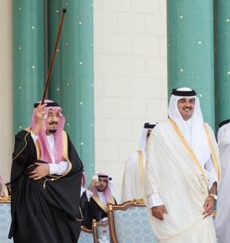زيارة الملك الخليجية (3)