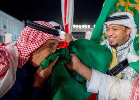 زيارة الملك الخليجية (4)