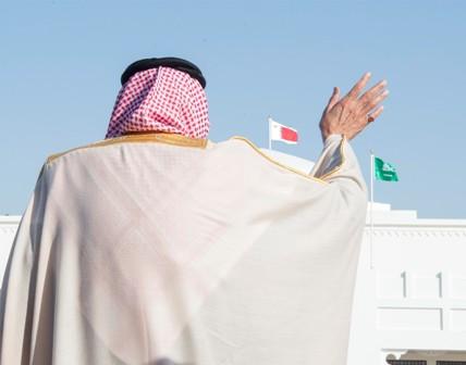 زيارة الملك الخليجية (7)