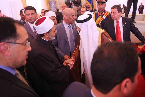 زيارة الملك لجامع الازهر35