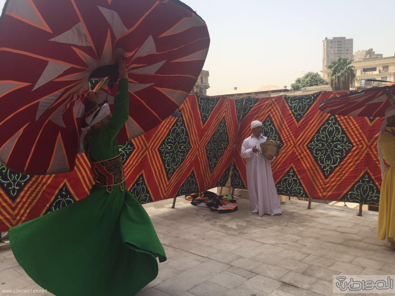 زيارة الوفد الاعلامي السعودي لقصور الثقافة بالقاهرة (3)