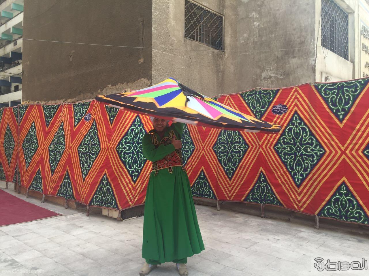 زيارة الوفد الاعلامي السعودي لقصور الثقافة بالقاهرة (4)