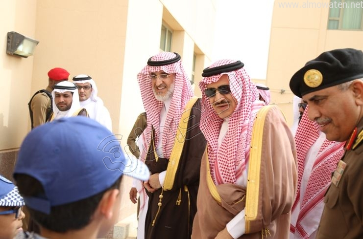 """بالصور.. """"المواطن"""" توثق زيارة أمير الشمالية لمحافظة رفحاء - المواطن"""