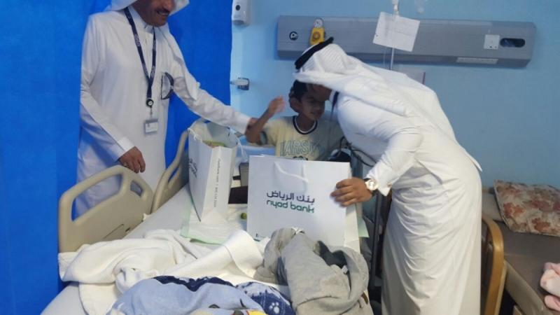 زيارة بنك الرياض (4)