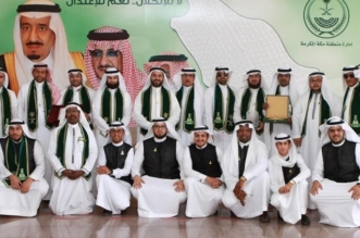 """وفد طلاب جامعة """"المؤسس"""" يزور قوات الطوارئ الخاصة بمحافظة جدة - المواطن"""