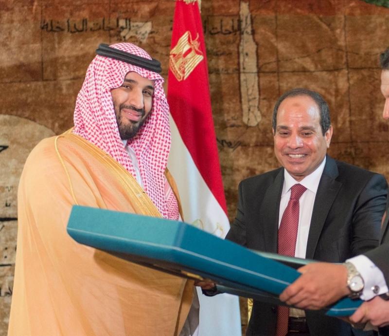 زيارة-محمد-بن-سلمان-لمصر