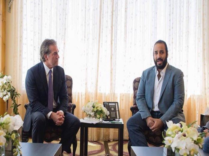 زيارة محمد بن سلمان لواشنطن (11)
