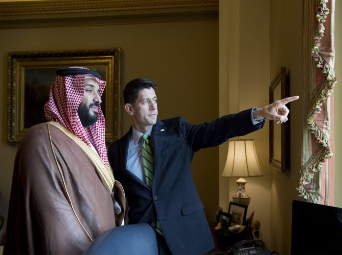 زيارة محمد بن سلمان لواشنطن (4)