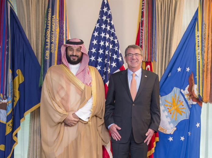 زيارة محمد بن سلمان لواشنطن (7)