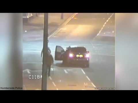 سائق متهور