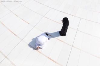 """رائد اللحياني يروي لـ """"المواطن"""" تفاصيل صورة القمر التي ظللت شمسها الساجد - المواطن"""