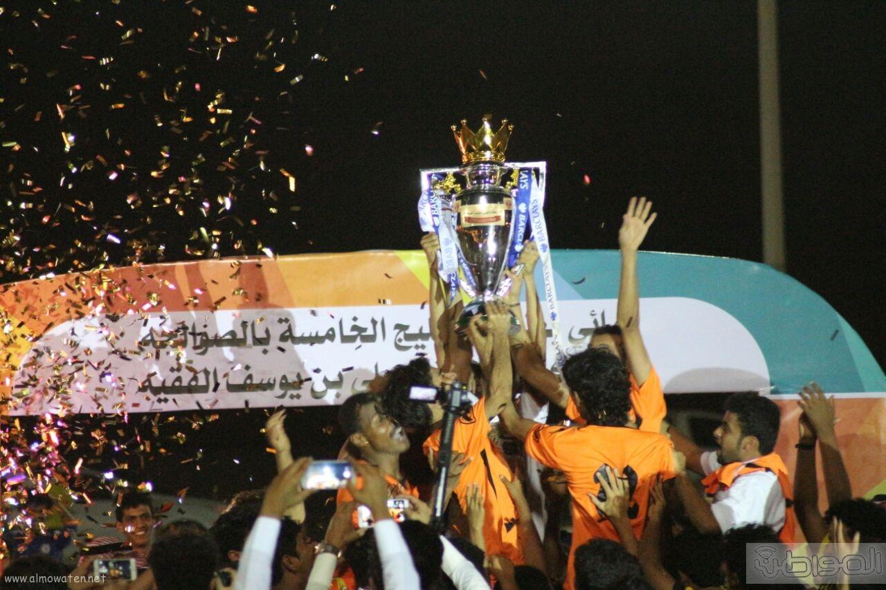 ساحل عسير السحاب يتوّج بطل لدورة الخليج الخامسة (10)